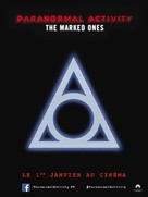 Paranormal Activity: The Marked Ones - French Movie Poster (xs thumbnail)