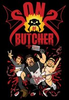"""Sons of Butcher"" - Canadian Movie Cover (xs thumbnail)"