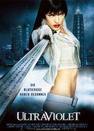 Ultraviolet - German Movie Poster (xs thumbnail)
