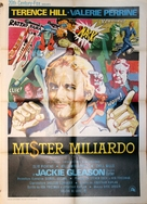 Mr. Billion - Italian Movie Poster (xs thumbnail)