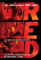 RED - Singaporean Movie Poster (xs thumbnail)