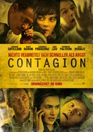Contagion - German Movie Poster (xs thumbnail)