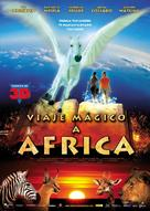 Magic Journey to Africa - Spanish Movie Poster (xs thumbnail)