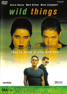 Wild Things - Australian Movie Cover (xs thumbnail)