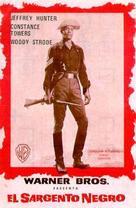 Sergeant Rutledge - Spanish Movie Poster (xs thumbnail)