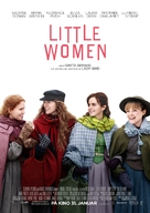 Little Women - Norwegian Movie Poster (xs thumbnail)