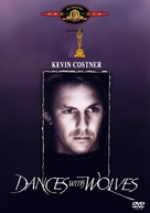 Dances with Wolves - DVD movie cover (xs thumbnail)