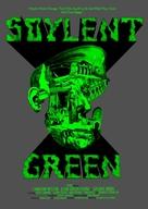 Soylent Green - Homage movie poster (xs thumbnail)