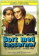 Oh Heavenly Dog - Swedish Movie Poster (xs thumbnail)