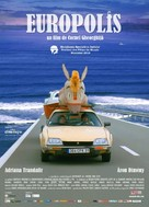 Europolis - Romanian Movie Poster (xs thumbnail)