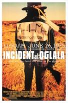 Incident at Oglala - Movie Poster (xs thumbnail)