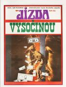 Ride the High Country - Czech Movie Poster (xs thumbnail)