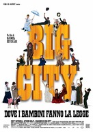 Big City - Italian Movie Poster (xs thumbnail)