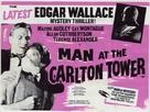 The Man at the Carlton Tower - British Movie Poster (xs thumbnail)