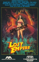 The Lost Empire - French VHS cover (xs thumbnail)