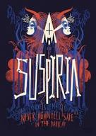 Suspiria - Homage movie poster (xs thumbnail)