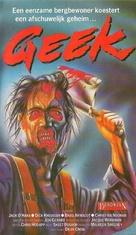 Backwoods - Dutch VHS cover (xs thumbnail)