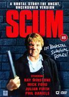 Scum - British DVD cover (xs thumbnail)