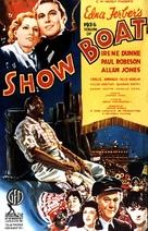 Show Boat - British Movie Poster (xs thumbnail)