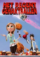 Cloudy with a Chance of Meatballs - Dutch poster (xs thumbnail)