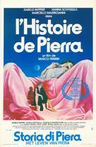 Storia di Piera - French Movie Poster (xs thumbnail)