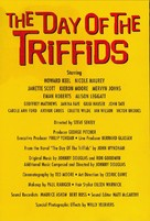 The Day of the Triffids - poster (xs thumbnail)