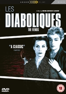 Les diaboliques - British DVD cover (xs thumbnail)