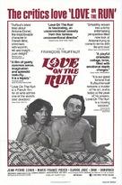 L'amour en fuite - Movie Poster (xs thumbnail)