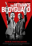 The Hitman's Bodyguard - Dutch Movie Poster (xs thumbnail)