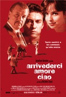 Arrivederci amore, ciao - French poster (xs thumbnail)