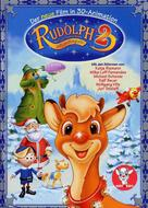 Rudolph the Red-Nosed Reindeer & the Island of Misfit Toys - German poster (xs thumbnail)