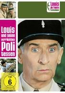 Gendarme et les gendarmettes, Le - German Movie Cover (xs thumbnail)