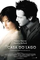 The Lake House - Brazilian Movie Poster (xs thumbnail)