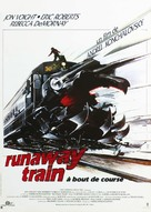 Runaway Train - French Movie Poster (xs thumbnail)