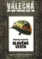 Full Metal Jacket - Czech DVD movie cover (xs thumbnail)