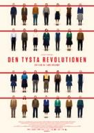 Das schweigende Klassenzimmer - Swedish Movie Poster (xs thumbnail)