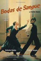 Bodas de sangre - Brazilian Movie Poster (xs thumbnail)