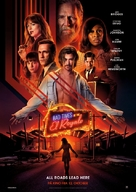 Bad Times at the El Royale - Norwegian Movie Poster (xs thumbnail)