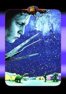 Edward Scissorhands - DVD cover (xs thumbnail)