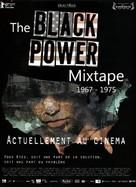 The Black Power Mixtape 1967-1975 - French Movie Poster (xs thumbnail)