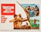 Tarzan and the Jungle Boy - Movie Poster (xs thumbnail)