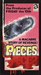 Pieces - VHS cover (xs thumbnail)