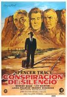 Bad Day at Black Rock - Spanish Movie Poster (xs thumbnail)