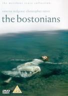 The Bostonians - British DVD cover (xs thumbnail)