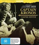 Captain Kronos - Vampire Hunter - Australian Blu-Ray movie cover (xs thumbnail)