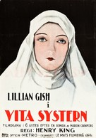 The White Sister - Swedish Movie Poster (xs thumbnail)