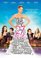 27 Dresses - Swedish Movie Poster (xs thumbnail)