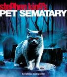 Pet Sematary - Blu-Ray cover (xs thumbnail)