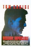 Mission Impossible - Italian Movie Poster (xs thumbnail)