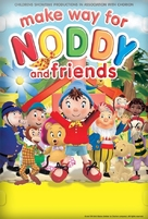 """Make Way for Noddy"" - DVD cover (xs thumbnail)"